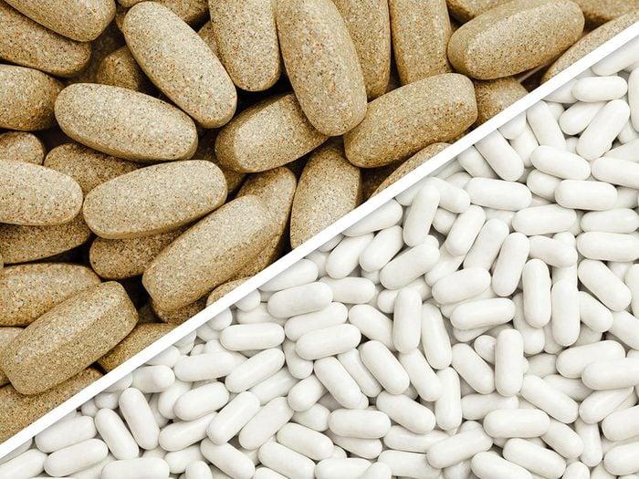 Zinc et cuivre sont des médicaments à ne pas mélanger.
