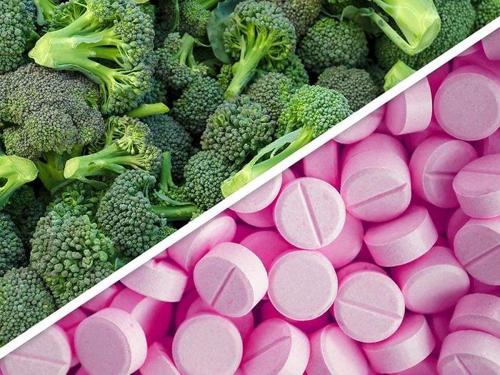 Vitamine K et anticoagulants sont des médicaments à ne pas mélanger.