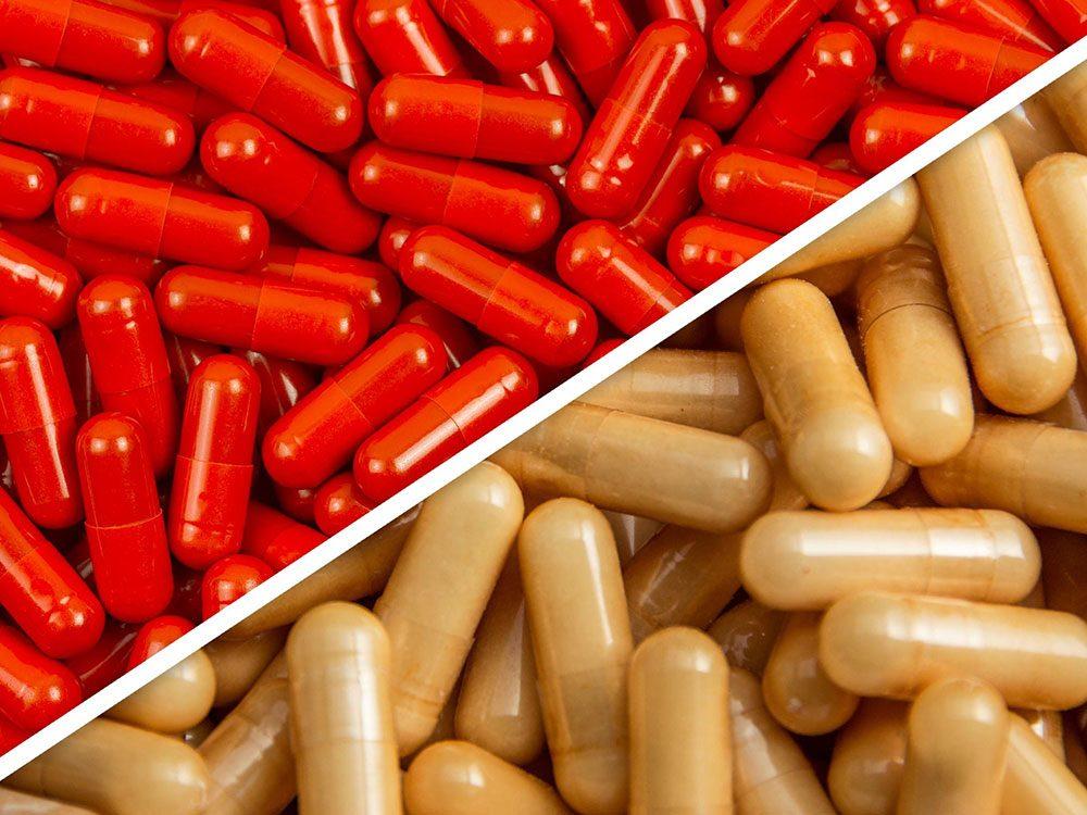 Levure de riz rouge et niacine sont des médicaments à ne pas mélanger.