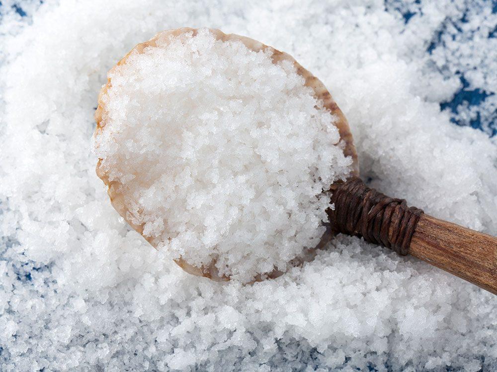 Quel est le meilleur sel pour la santé: la fleur de sel.