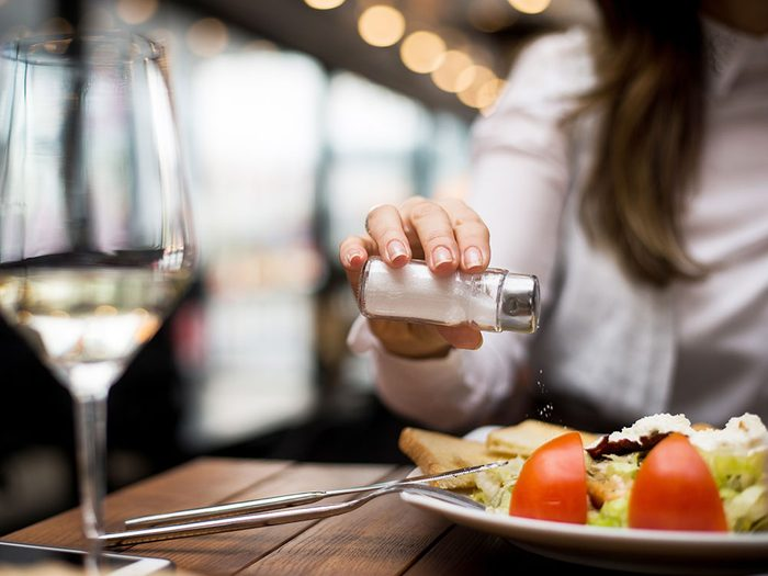 Quel est le meilleur sel pour la santé: au sujet du sel de table.