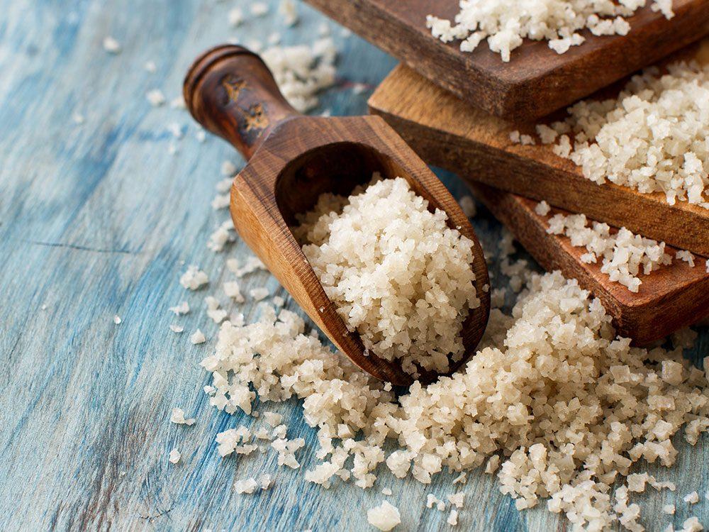 Quel est le meilleur sel pour la santé: le sel gris ou le sel de mer celtique.