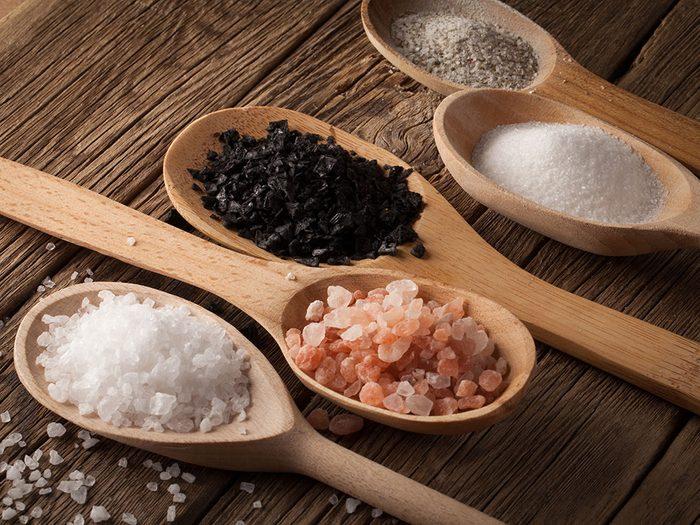 Quel est le meilleur sel pour la santé?