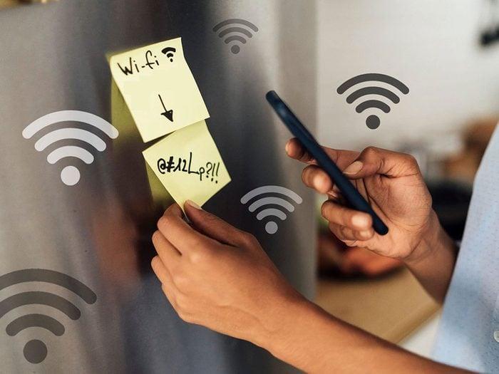 Comment prévenir le vol de réseau wifi?