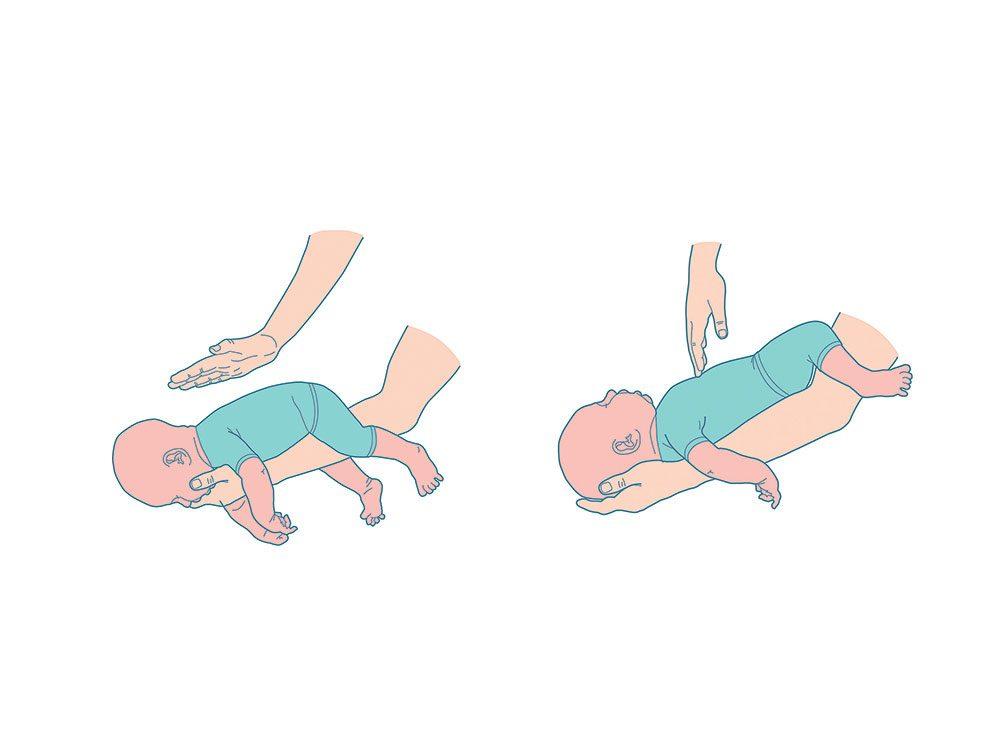 Comment sauver une vie quand la victime est un bébé?