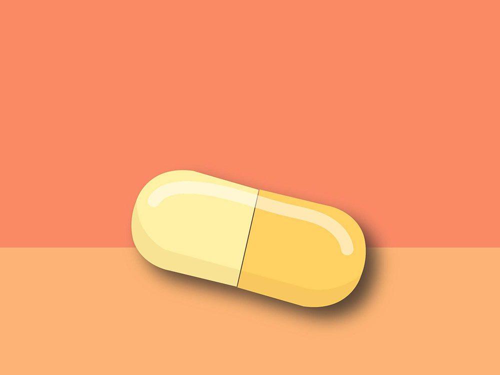 Le stéroïde déhydroépiandrostérone (DHEA) fait partie des vitamines pour la mémoire.