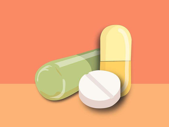 Quel est le mot d'ordre concernant les vitamines pour la mémoire?