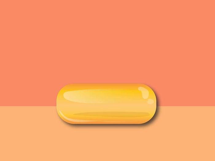 La vitamine E fait partie des vitamines pour la mémoire.