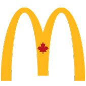 Logotype McDonald's.
