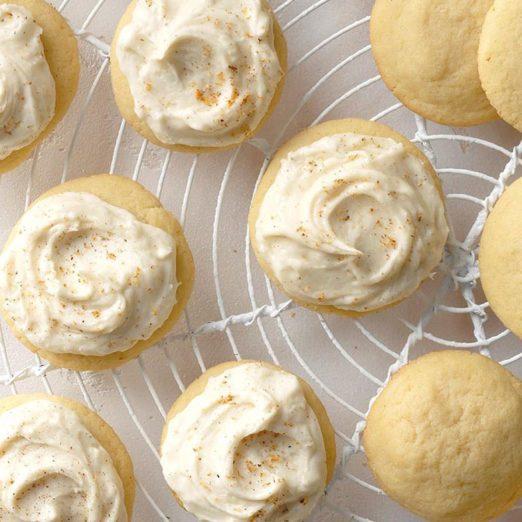 Recette de biscuits avec du lait de poule