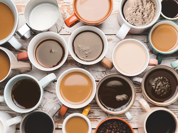 Café et inflammation: quel est le meilleur café.
