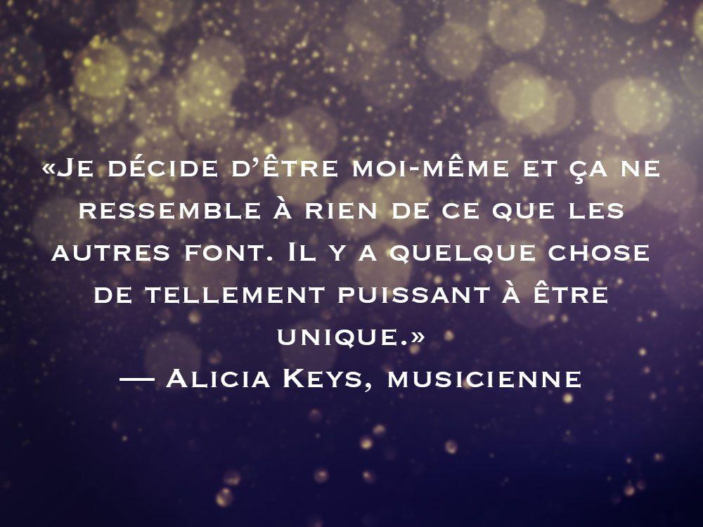 L'une des phrases d'Alicia Keys fait partie des 50 citations inspirantes pour le Nouvel An 2021.