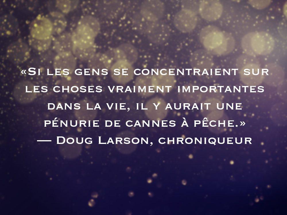 L'une des phrases de Doug Larson fait partie des 50 citations inspirantes pour le Nouvel An 2021.