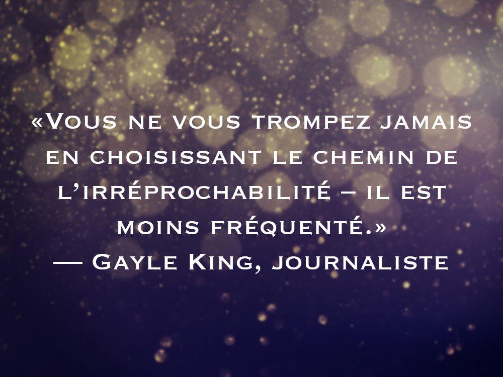 L'une des phrases de Gayle King fait partie des 50 citations inspirantes pour le Nouvel An 2021.
