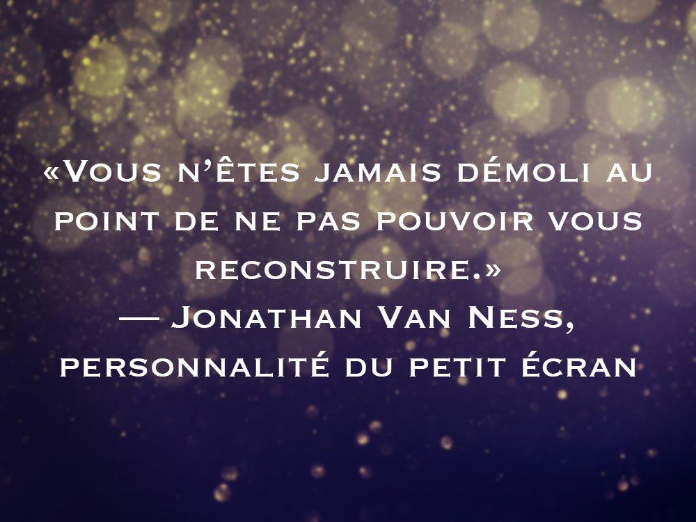 L'une des phrases de Jonathan Van Ness fait partie des 50 citations inspirantes pour le Nouvel An 2021.