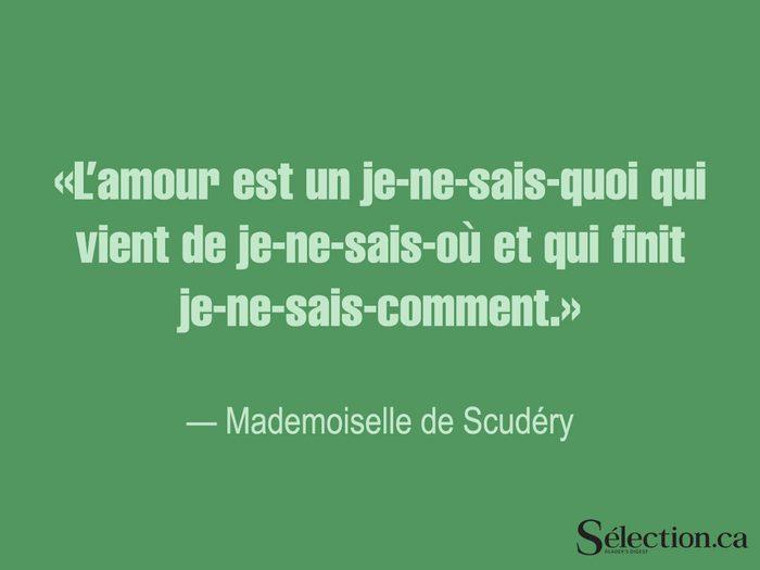 Lisez ces citations sur le bonheur, dont celle de Mademoiselle de Scudéry.