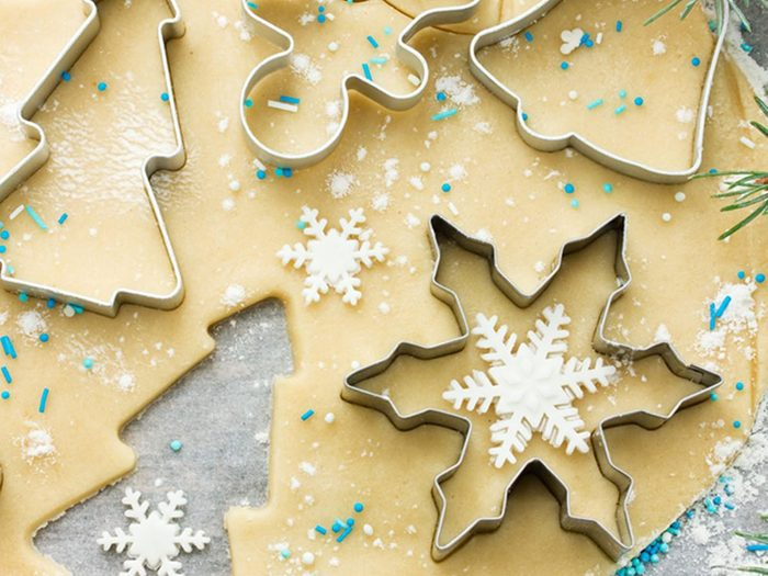 Ne commettez plus ces erreurs courantes dans la décoration de biscuits de Noël.