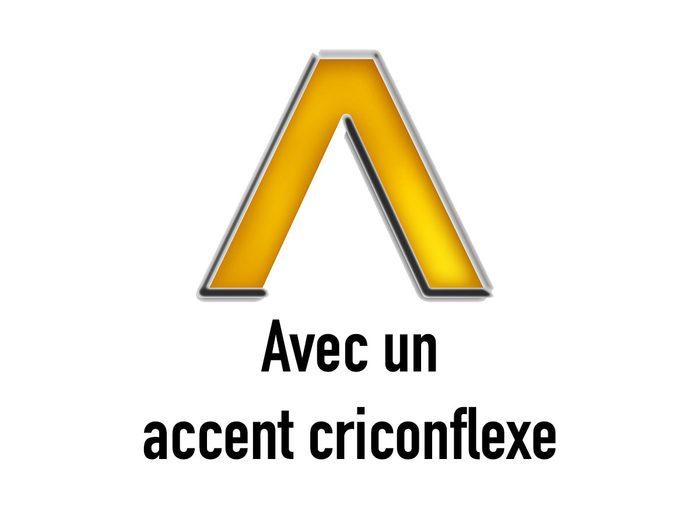 Mots cachés à imprimer: Avec un accent circonflexe (6 lettres).