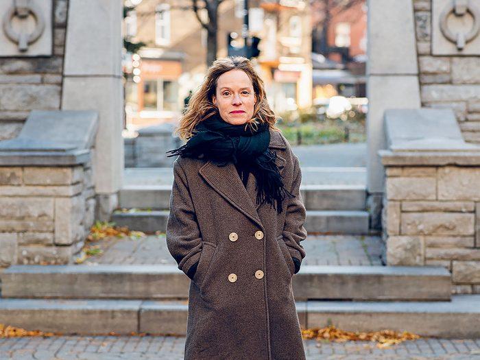Martine Delvaux dénonce le silence autour des agressions sexuelles.