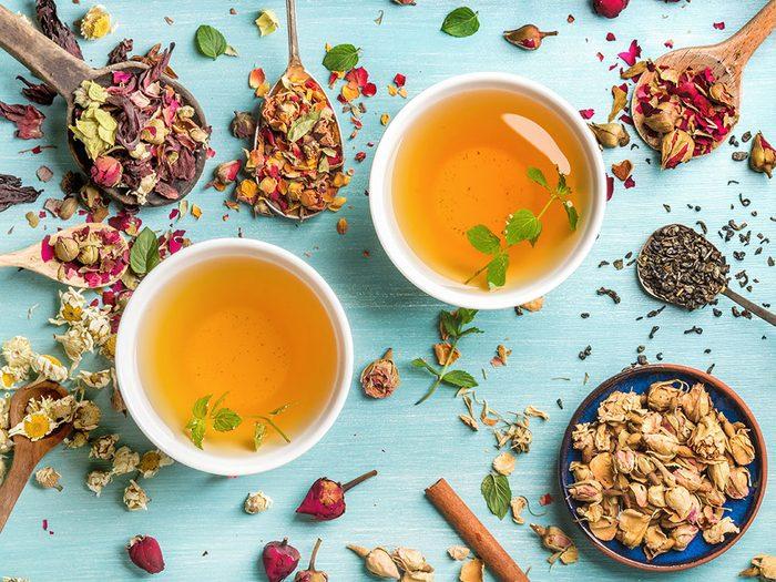 Quel est le meilleur thé pour la santé?