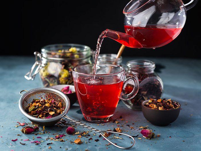 Ce qui arrive à votre corps si vous commencez à boire du thé tous les jours.