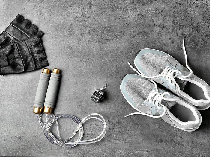 Comment bien pratiquer la corde à sauter.