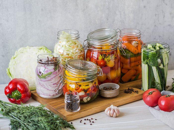 Quelle est la durée de conservation des aliments périssables?