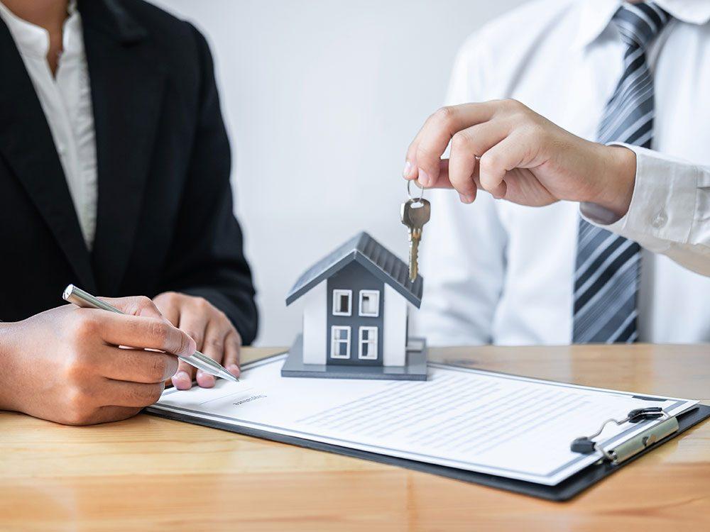 Immobilier: attention aux conséquences d'un achat précipité.