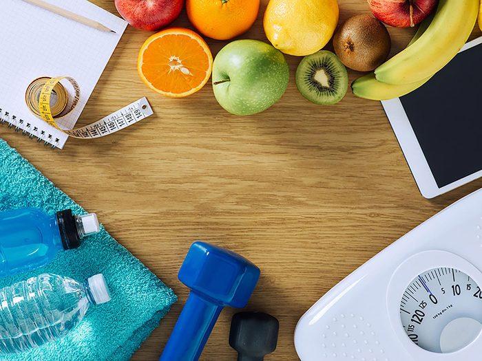 Le jeûne intermittent, bon pour les personnes à risque de développer un diabète.