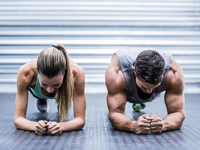 Le jeûne intermittent peut affecter votre programme d'exercice.