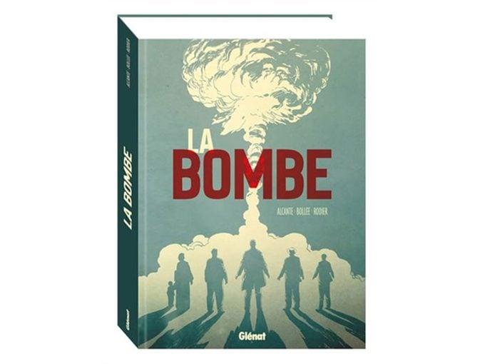 Le livre La Bombe.