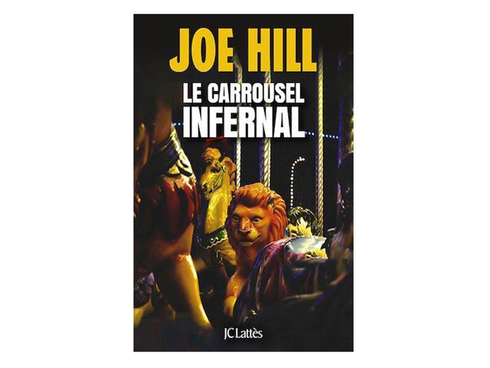 Le carrousel infernal, le livre de Joe Hill.