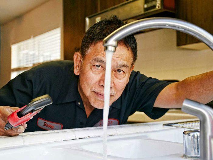 Précieux conseils de plombier professionnel.