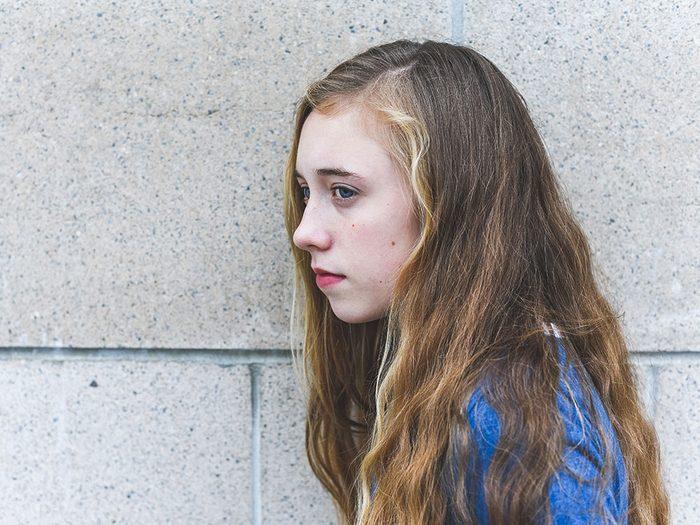 Prévention du suicide: l'abus de substances peut être un signe d'avertissement.