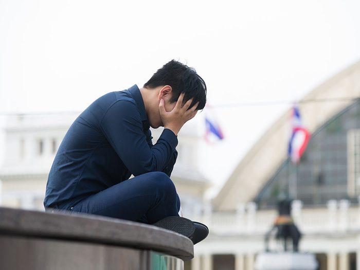 Prévention du suicide: le suicide n'est pas causé par un événement en particulier.