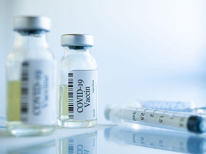 Voici 10 bonnes raisons de vous faire vacciner contre la Covid-19.