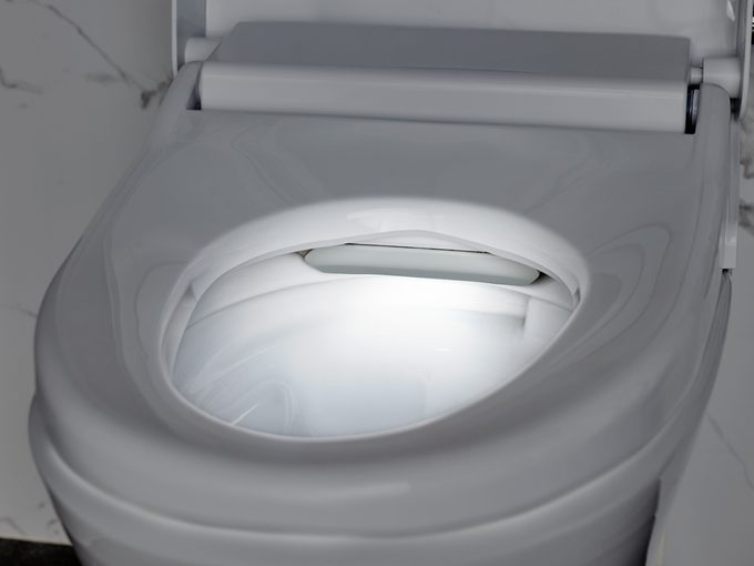 Toilette bidet SpaLet Advanced Clean 100