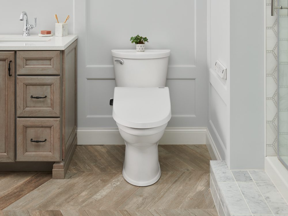 Siège bidet SpaLet Advanced Clean 2.5