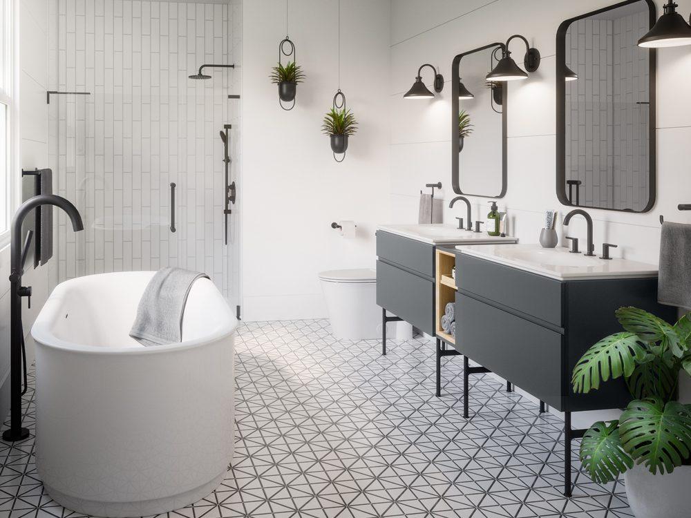 Meubles-lavabos Studio S.