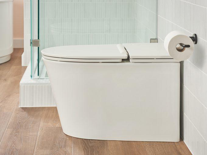 Toilette sans réservoir Studio S