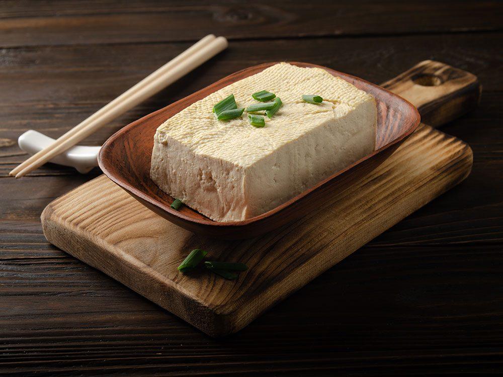 Les bienfaits du tofu sont connus depuis longtemps en Asie.
