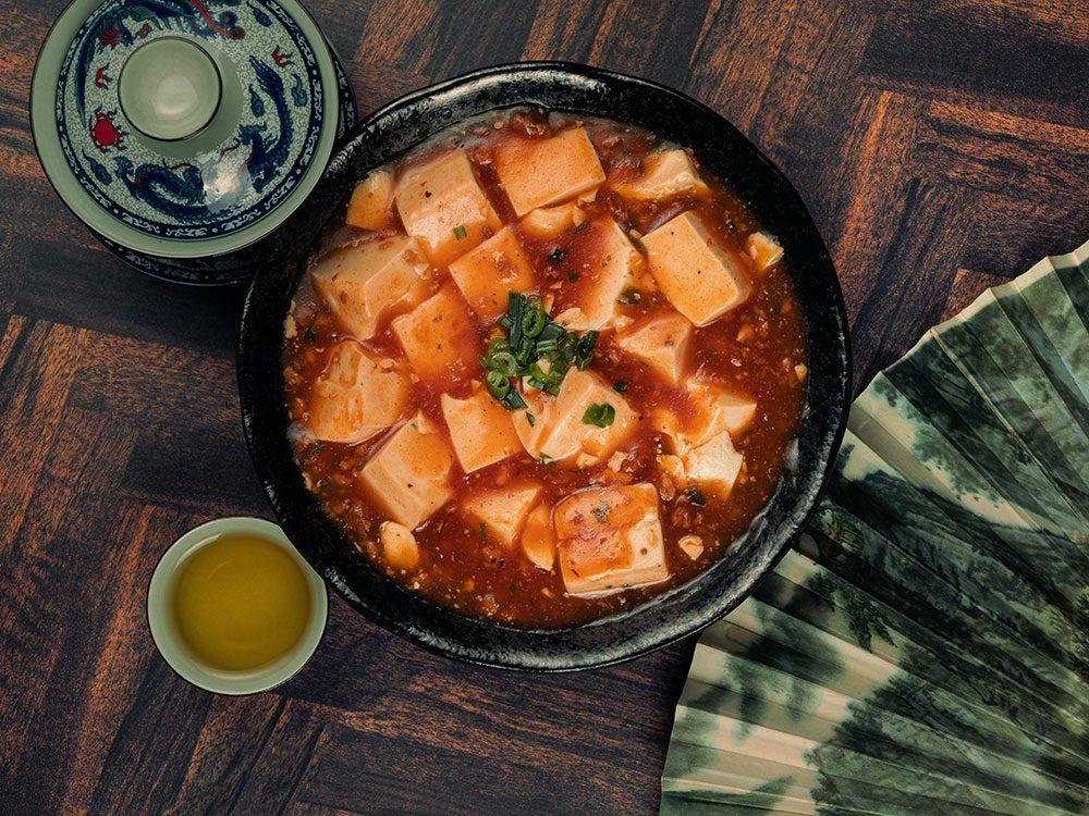 Bienfaits du tofu: le tofu est polyvalent.