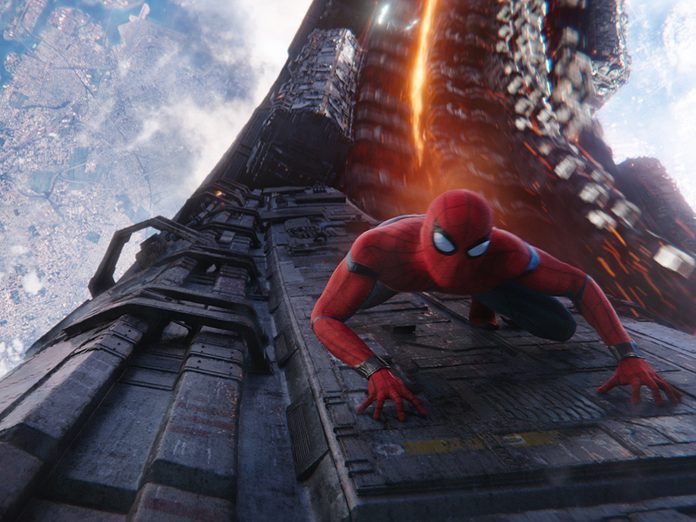 Chronologie Film Marvel Spiderman Couverture