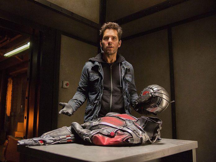 Regardez Ant-Man en 14e pour respecter la chronologie de film Marvel.