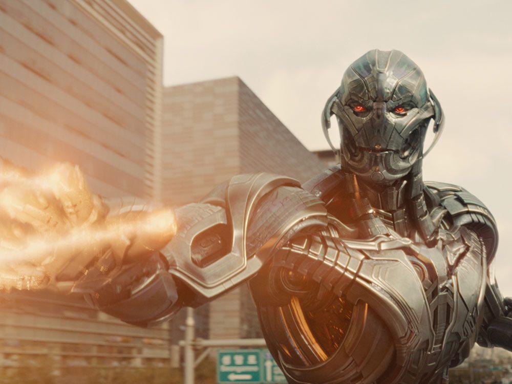 Regardez Avengers: Age of Ultron en 13e pour respecter la chronologie de film Marvel.