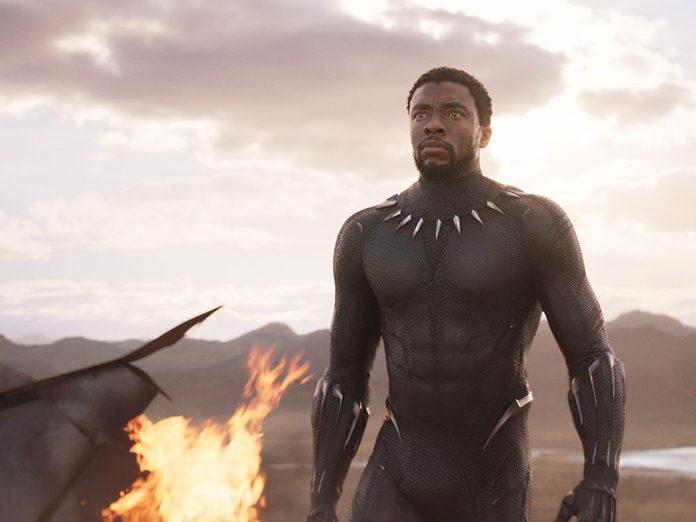 Regardez Black Panther en 17e pour respecter la chronologie de film Marvel.