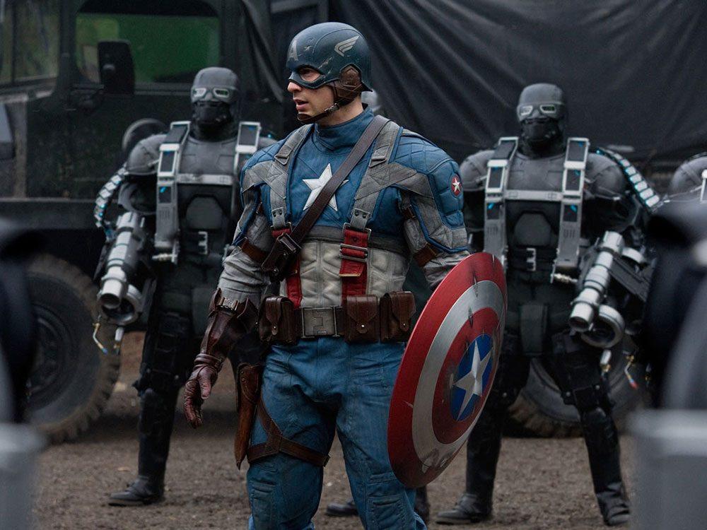 Regardez Captain America: The First Avenger en premier pour être dans la bonne chronologie de film Marvel.