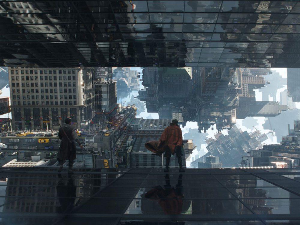Regardez Doctor Strange en 17e pour respecter la chronologie de film Marvel.