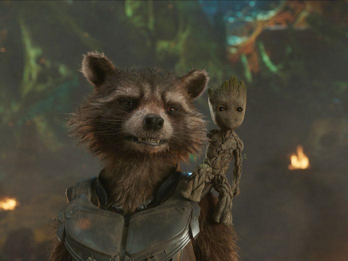 Regardez Guardians of the Galaxy VOL. 2 en 12e pour respecter la chronologie de film Marvel.
