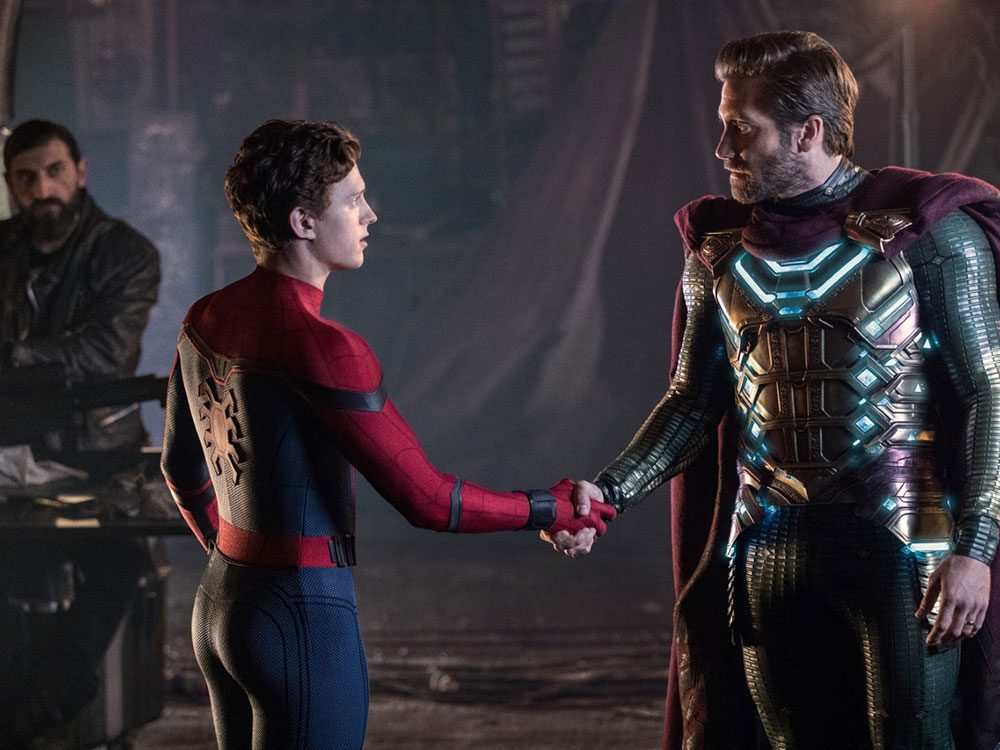 Regardez Spider-Man: Far from Home en 23e pour respecter la chronologie de film Marvel.